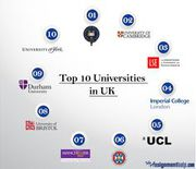 Get Details About Top Universities in London from MyAssignmenthelp.com