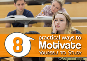 Learn Tips to Get Motivated to Study at MyAssignmenthelp.com Australia