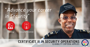 CPP30411 Certificate III in Security Operations