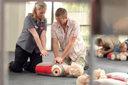 first aid training college Melbourne