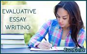 Amazing Evaluative Essay Writing on EssayGator.com