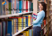 Need assignment education, Training