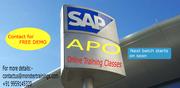 SAP APO Online Classes