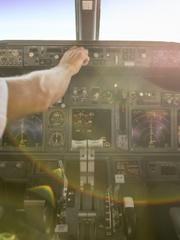 Saft - Flying Lessons Melbourne