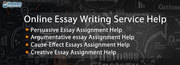 StudentsAssignmentHelp offers online essay writing services