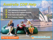 Australia CDR Help with 100% Approval Guarantee by CDR Writers