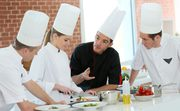 Learn Commercial Cookery Course in a Commercial Environment