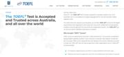 Top TOEFL Exam Voucher Reseller in Australia