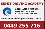 Learn Driving Lessons in Perth to Clear Driving Test