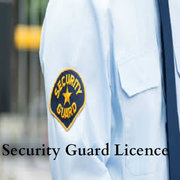 How To Get Security Guard Licence