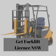 Get Your Forklift Licence NSW