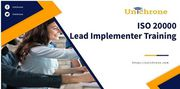 ISO 20000 Lead Implementer Training in Canberra Australia