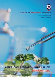 American research journal of agriculture