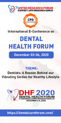 E-Conference on Dental Health Forum2020