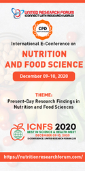 International E-Conference on Nutrition Food Science